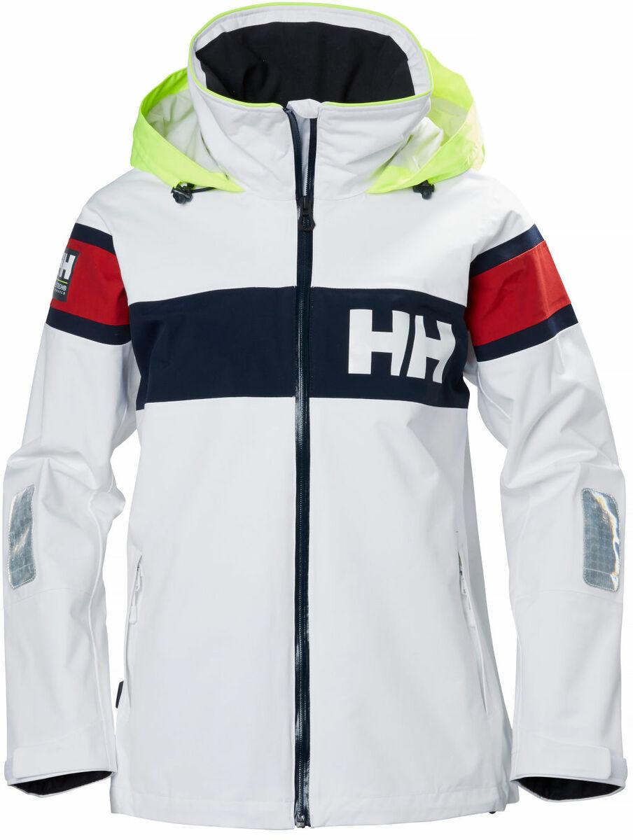 Kivat kengät kuuma myynti suosituin Helly Hansen Salt Flag Jacket naisten ulkoilutakki