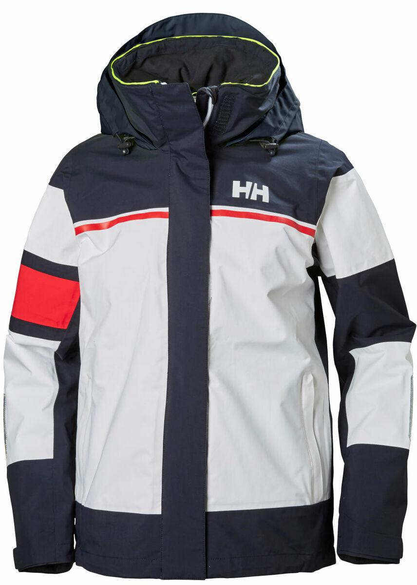aitoja kenkiä paras asenne halpa myynti Helly Hansen Salt Light Jacket naisten ulkoilutakki