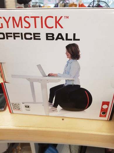 Gymstick Office Ball, 75 cm