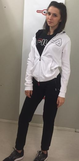 Fila Sweatpants Kelly, naisten collegehousut
