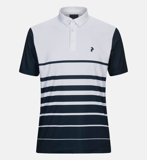 Peak Performance Bandon Print Polo